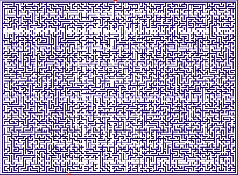 袋小路が長~い迷路 ... : おもしろ漢字クイズ : クイズ