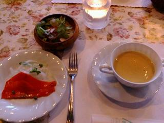 フラヌイ夕食