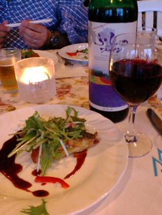 フラヌイ夕食2