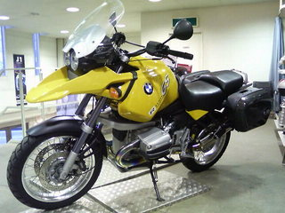 BMWR1150GS