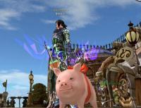 誰かの豚と