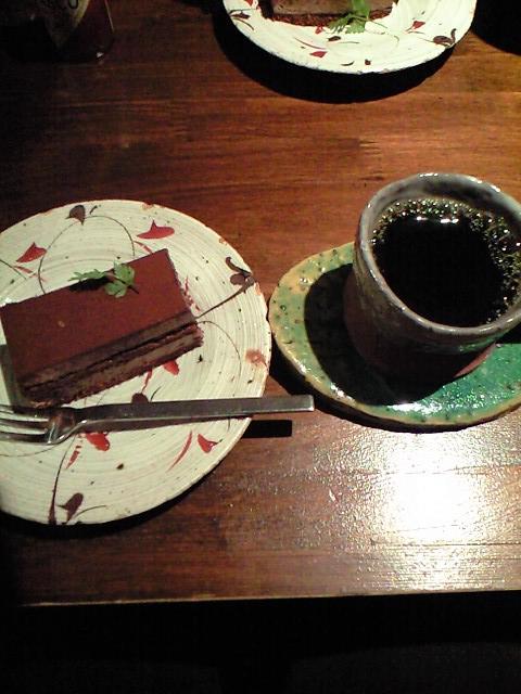 またぎのコーヒー