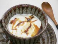 豆乳のブラマンジェ