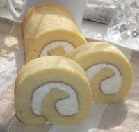 メープルロールケーキ