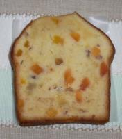 トロピカルパウンドケーキ