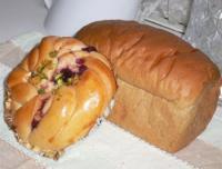 パン2種類!