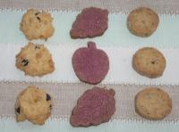 クッキー3種類