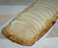 りんごのガレット