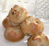 無花果と胡桃のパン
