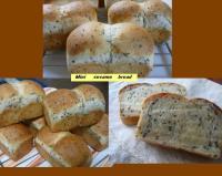 黒ごまのミニイギリス食パン