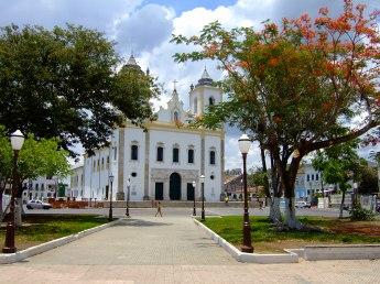 広場と教会