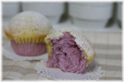 紫芋パン2