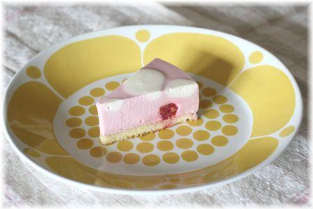 ラズベリーレアチーズ5