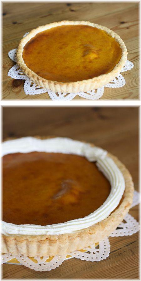 かぼちゃパイ1
