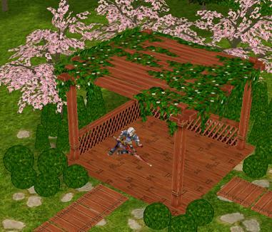 ルディロスの桜