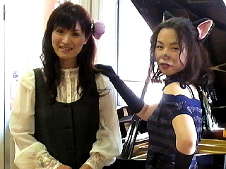 葉月さんと智恵さん
