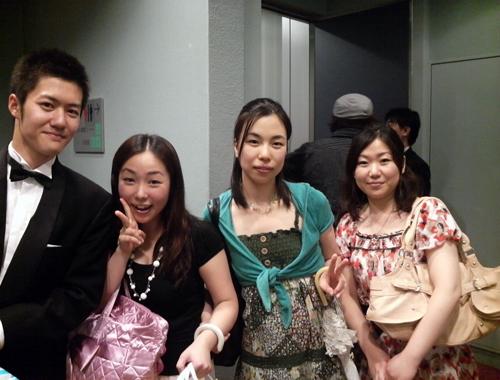 玉田仁志さんの漢祭コンサートにて