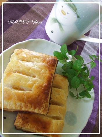 梨のホットパイ