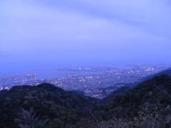 夕景@六甲山