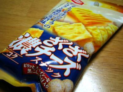 ざくざく濃チーズ