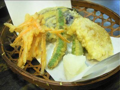 07-12-10 野菜天ぷら