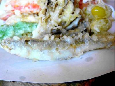 07-12-27 天ぷら 公魚