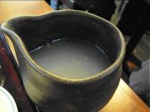 08-2-14 蕎麦湯