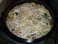 味噌野菜鍋