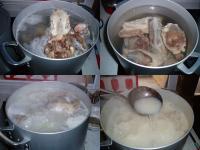 スープ炊き