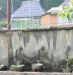 自然の恵み水道