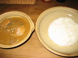 インド風カシミールカリ
