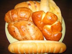 なゝ花窓館(壺屋)のパン
