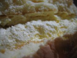 チーズクリームの雑木林