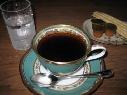 きれいなコーヒーカップ(^^)