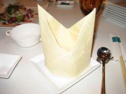 四角のお皿が素敵です(^^)