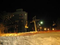 富良野ZONEと新富良野プリンスホテル