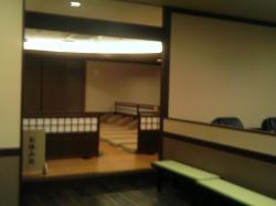 お休み処 奥には女性専用スペースもあります