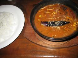 ポモドーロのスープカレー(野菜)