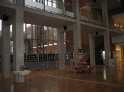 広い1階ホール