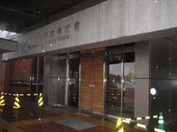 正面入り口です(*^_^*)