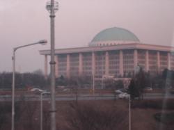 韓国 国会議事堂