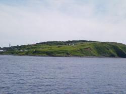 天売島が近づいて・・・
