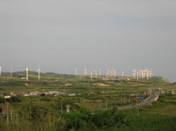 苫前町の風力発電