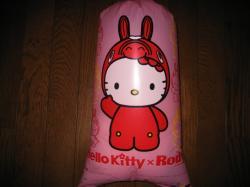 KittyちゃんとRodyくんの「コラボ」だそうで・・・(^^ゞ