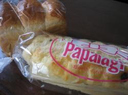 パパラギのパン