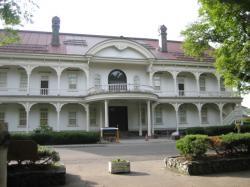 旧偕行社(現在は旭川市彫刻美術館)