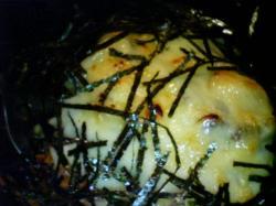 たっぷりチーズの石焼きビビンバ 936円