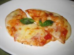 小さなマルゲリータピザ