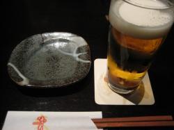 東京一夜目は居酒屋で夕食(*^_^*)