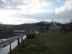 キャンプ・カヌー・パークゴルフ・温泉と楽しみいっぱい